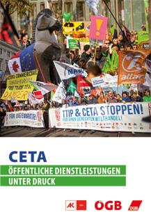 CETA Daseinsvorsorge