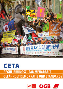 CETA - Demokratie und Standards