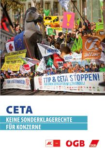 CETA Klagerechte Konzerne