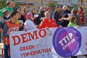 TTIP CETA Wiederstand
