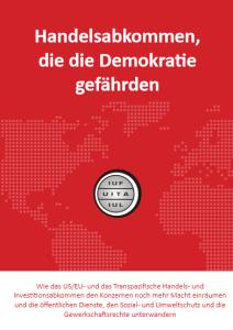 Broschüre Produktions Gewerkschaft