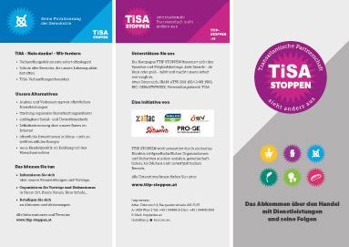 TiSA Folder