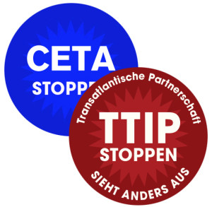 CETA und TTIP STOPPEN