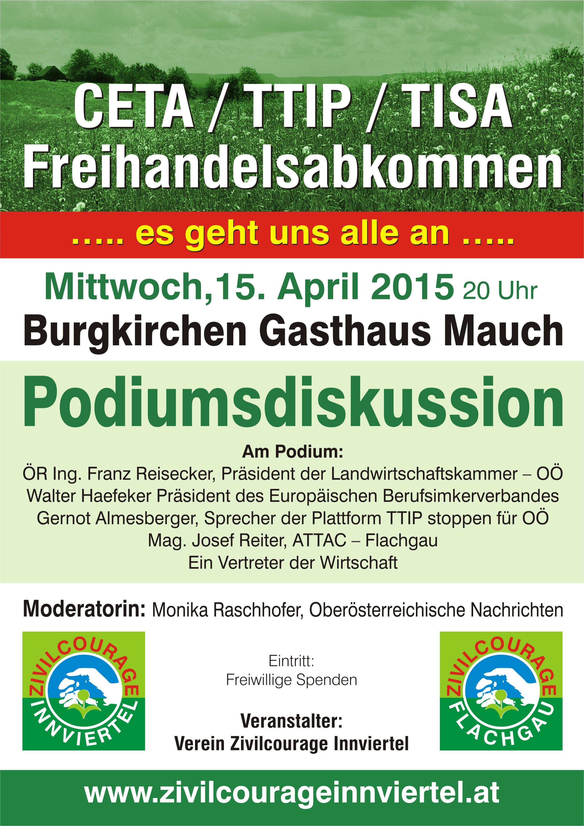 Burgkirchen Gasthof Mauch