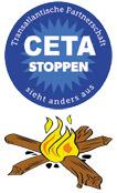 Politiker weichkochen gegen CETA