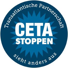 Unterschreibe hier      gegen CETA