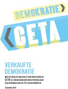 CETA ISDS Klagen Konzerne